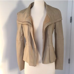 Norman Marcus NWT Genuine Leather Suede Jacket